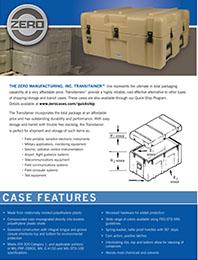 Transitainer Transit & Storage Cases